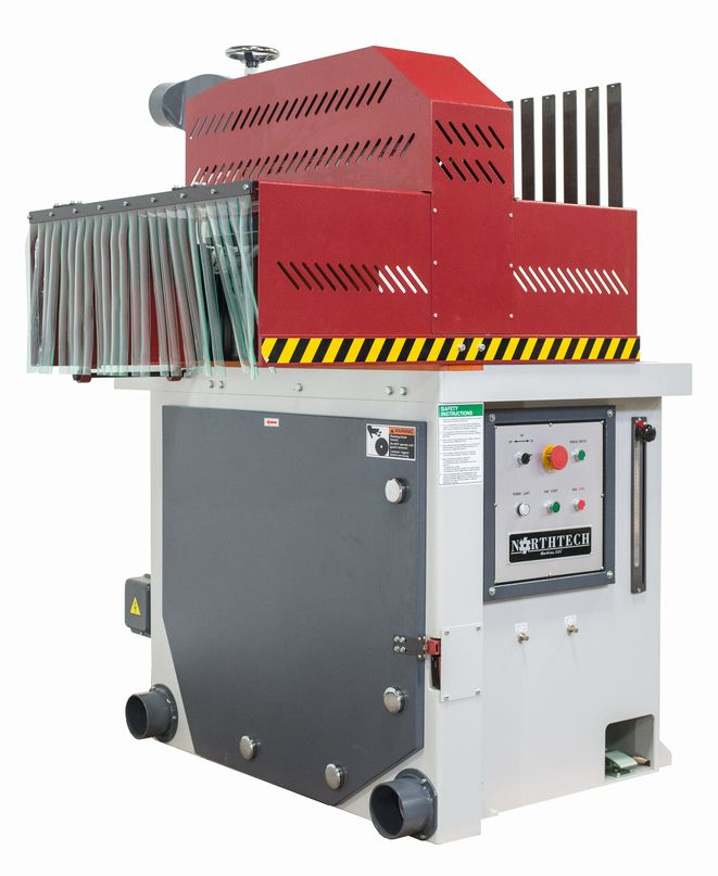 NT CS36L-2532 Timber Up Cut Saw | Northtech Machine