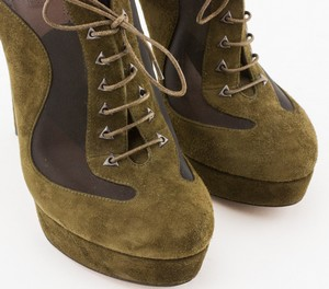 ALAIA-Olive-Green-Suede-Lace-Up-Booties-with-Black-Mesh-Accent_269710F.jpg