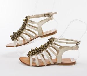 ANTIK-BATIK-Beige-Strappy-Flat-Sandals-w-Beaded-Brass-Baubles-Size-37-US-7_265234B.jpg