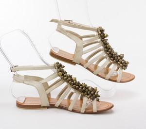 ANTIK-BATIK-Beige-Strappy-Flat-Sandals-w-Beaded-Brass-Baubles-Size-37-US-7_265234C.jpg