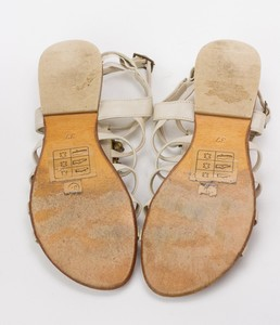 ANTIK-BATIK-Beige-Strappy-Flat-Sandals-w-Beaded-Brass-Baubles-Size-37-US-7_265234H.jpg