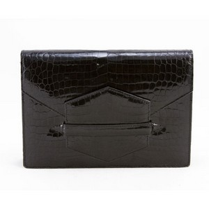 HANDBAG-GALLERY-Black-alligator-flap-clutch-bag_253238B.jpg