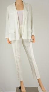 ISABEL MARANT Cream Pantsuit w/ Front & Back Pockets & Elastic Waistband Size S