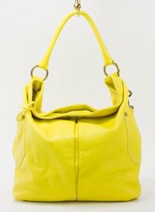 J-CREW-Yellow-Leather-Shoulder-Bag-w-Adjustable-Strap-Side-Pockets--Zip-Top_261900B.jpg
