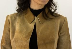 J.-MENDEL-Tan-Pony-Hair-Jacket-with-Silk-Organza-Trim-Size-6-NWT_250923D.jpg
