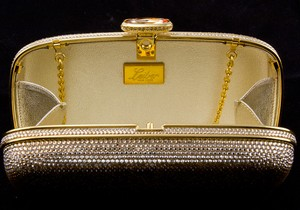 JUDITH-LEIBER-Gold-rhinestone-crystal-clasp-hard-clutch-with-chain-and-mirror_209063I.jpg