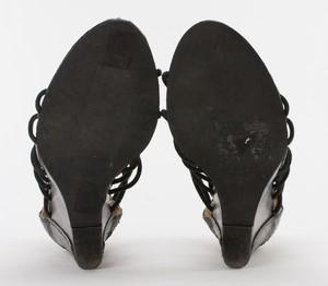 KENNETH-KOLE-Black-Snakeskin-Strappy-Wedge-Sandals-w-Zipper-on-Heel-Size-7.5_262579J.jpg