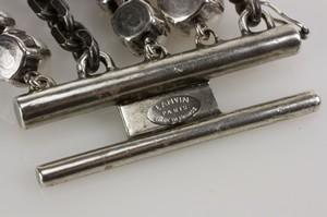 LANVIN-Silver-5-Strand-Pearl--Chainlink-Beaded-Cuff-Bracelet_264043F.jpg