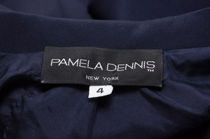 PAMELA-DENNIS-Navy-Blue-Silk-Skirt-Suit-w-Beaded-Floral-Design-Size-4_254724I.jpg