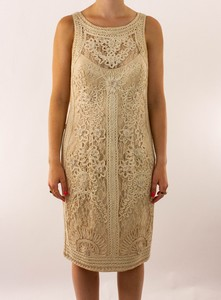 SUE-WONG-Tan-Scrolled-Sleeveless-Dress-with-Flower-Detailing_286013B.jpg