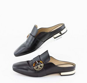 TORY-BURCH-Black-Leather-Loafer-Slides-with-Gold-Buckle_287423D.jpg