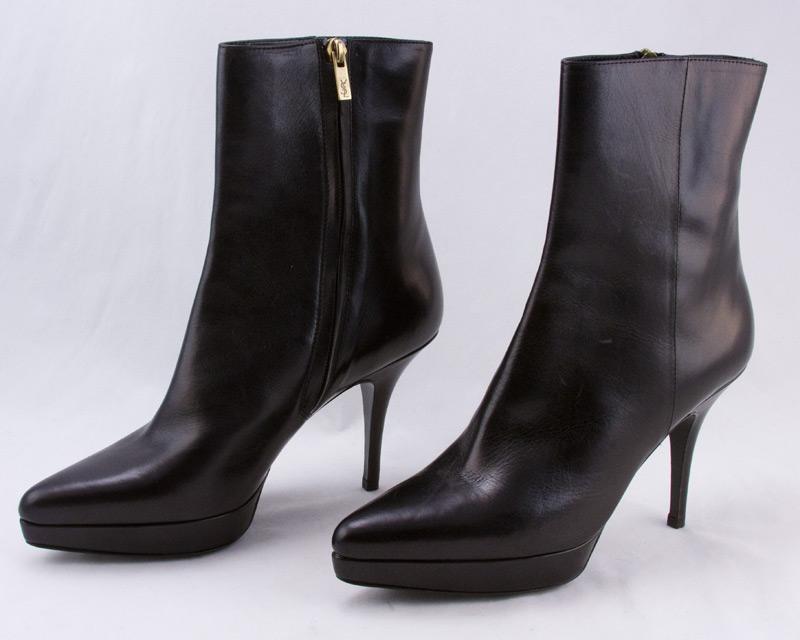 3a8790d1 cheap yves saint laurent platform black fashion boots
