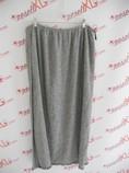Anne-Klein-Size-18-Navy-and-White-Heather-Skirt-w-fringe-trim_2973B.jpg