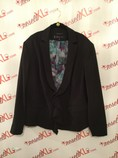 Anne-Klein-Size-24W-Black-Ruffle-Zip-Up-Blazer_2868A.jpg