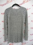 Anne-Klein-Size-2X-Navy-and-White-Light-Weight-Sweater_2958B.jpg