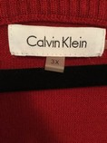 Calvin-Klein-Size-3X-Red-Sweater-with-Silver-Sequins_2850D.jpg