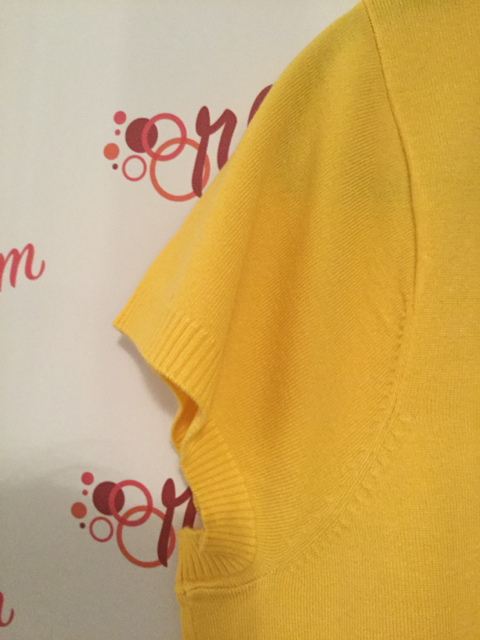 Calvin-Klein-Size-XL-Yellow-Sweater-Top_2902D.jpg