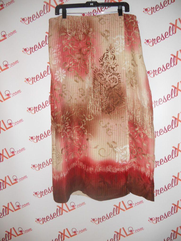 Dana-Buchman-Size-14-Multi-Color-Floral-Wrap-Skirt_2951A.jpg