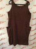 Eileen-Fisher-Size-XL-Brown-Shift-Dress-with-Pockets_3044A.jpg