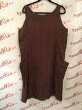 Eileen-Fisher-Size-XL-Brown-Shift-Dress-with-Pockets_3044D.jpg
