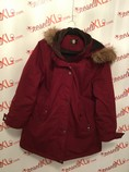 Gallery-Woman-Size-L-Red-Coat-with-Faux-Fur-Hood_3175A.jpg