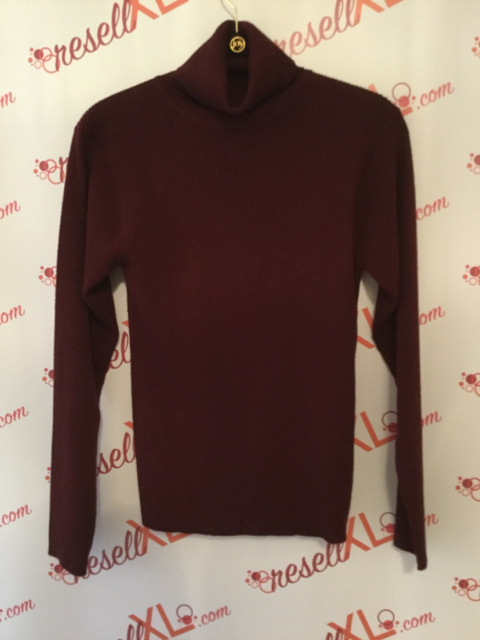 IVY-Size-XL-Burgundy-Wool-Blend-Turtleneck_2174A.jpg