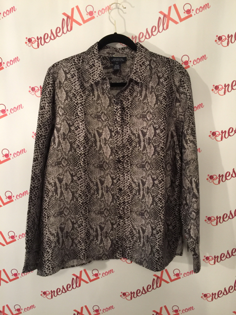 Jones-New-York-Size-XL-Snake-Skin-Blouse_3110A.jpg