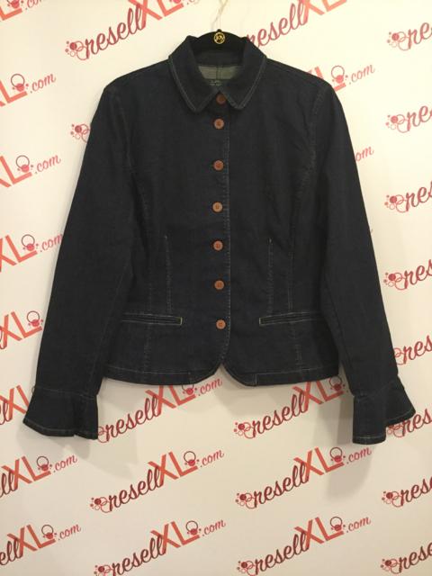 Lauren-Jeans-Co-Ralph-Lauren-Size-14-Denim-Jacket-w-Trumpet-Cuffs_3086A.jpg