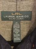Lauren-Jeans-Co-Ralph-Lauren-Size-14-Denim-Jacket-w-Trumpet-Cuffs_3086C.jpg