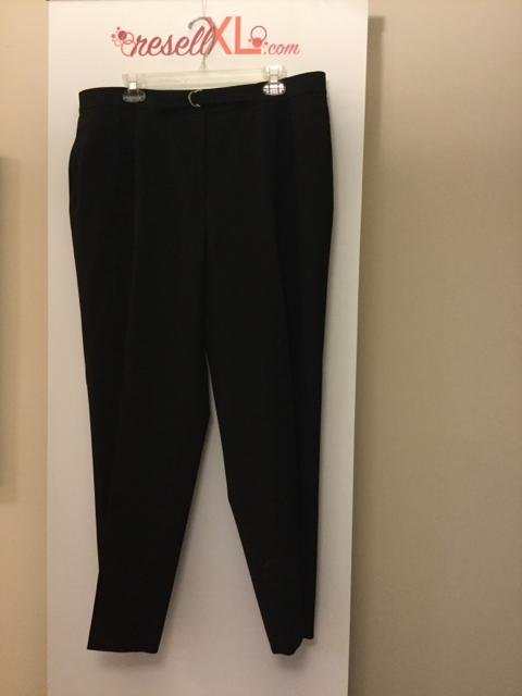 Lauren-by-Ralph-Lauren-Size-16W-Black-Pants-w-Attached-Belt_3150A.jpg