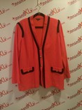 Misook-Size-2X-Hot-Pink-with-Black-Trim-3-Button-Blazer_3065A.jpg