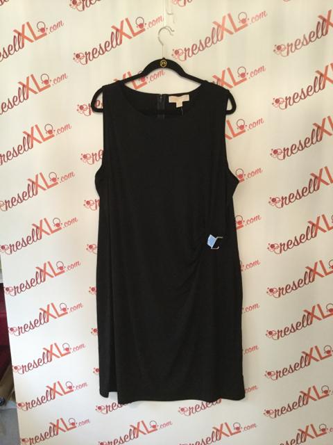 NWT-Michael-Kors-Size-3X-Black-Sleeveless-Dress-wRound-Neckline_2808A.jpg