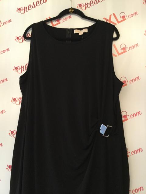 NWT-Michael-Kors-Size-3X-Black-Sleeveless-Dress-wRound-Neckline_2808B.jpg