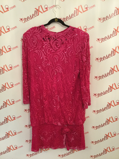Neiman-Marcus-Size-L-Pink-Sequin-Dress-NWOT_2835A.jpg