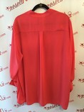 Pleione-Size-3X-Salmon-34-Sleeve-Tab-Button-Down-Blouse_2852B.jpg