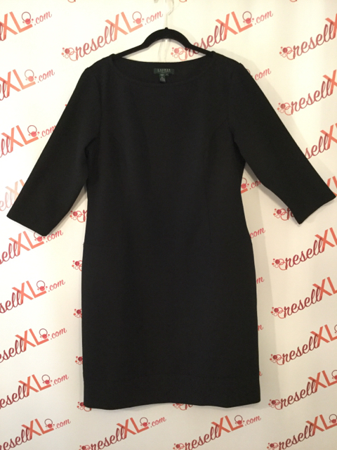 Ralph-Lauren-Size-16-34-Sleeve-Black-Sheath-Dress---Excellent-condition_2827A.jpg