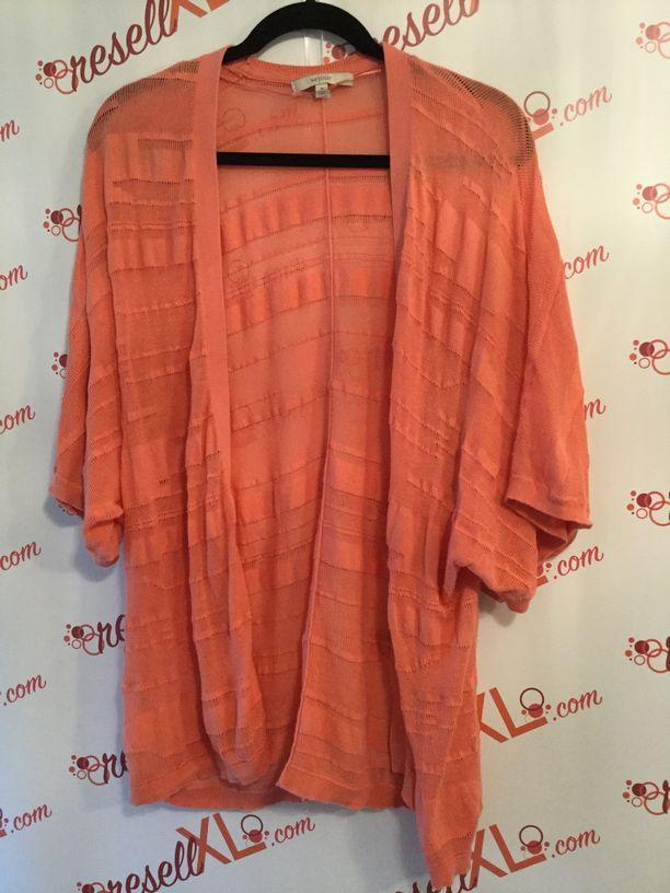 Sejour-Size-1X-Peach-Fine-Gauze-Cotton-Open-Front-Cardigan_2857A.jpg