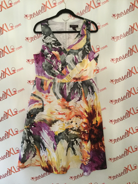 Signatures-by-Robbie-Bee-Size-14-High-Waisted-Paint-Print-Dress_2865A.jpg
