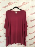 Sophia-NWT-One-Size-Fuchsia-Side-Vent-Long-Sleeve-TunicBlouse_2834A.jpg