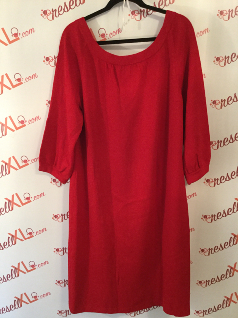 St.-John-Collection-Size-16-Bright-Red-34-Sleeve-Shift-Dress_3180B.jpg