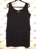 St.-John-Evening-Size-14-Black-Checkered-Sequin-Skirt--Top-2-pc-Set_3098A.jpg