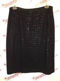St.-John-Evening-Size-14-Black-Checkered-Sequin-Skirt--Top-2-pc-Set_3098B.jpg