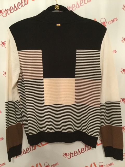 St.-John-Size-L-Black-Wool-Blend-Brown-White--Yellow-Sweater_2187B.jpg