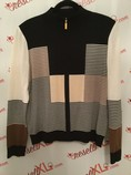 St.-John-Size-L-Black-Wool-Blend-Brown-White--Yellow-Sweater_2187A.jpg