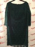 Talbots-Size-14W-Green-34-Sleeve-Shift-Dress_2896A.jpg