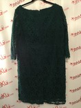 Talbots-Size-14W-Green-34-Sleeve-Shift-Dress_2896B.jpg
