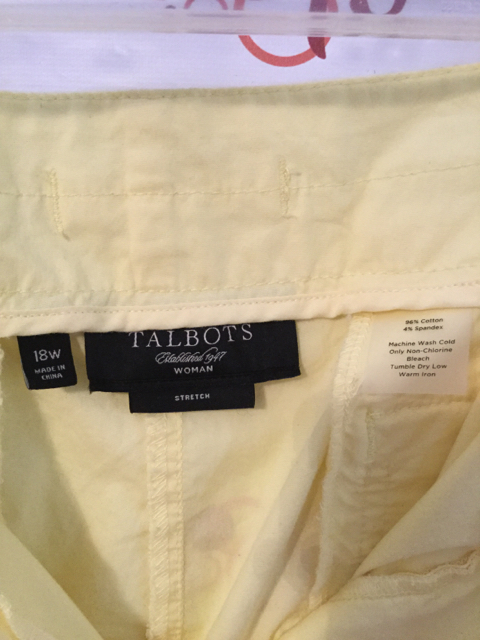 Talbots-Size-18W-Cropped-Yellow-Pants_3209D.jpg