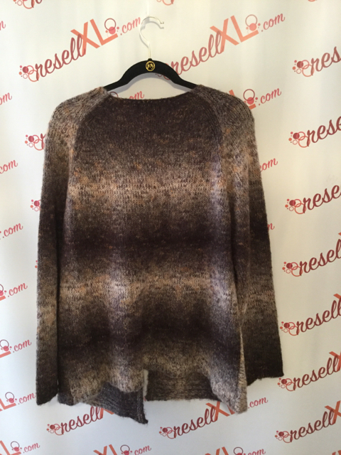 Talbots-Size-1X-Brown-Marble-Acrylic-Blend-One-Button-Cardigan_2199F.jpg