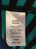 Talbots-Size-1X-Teal-and-Black-Striped-Long-Sleeve-Top_2883C.jpg
