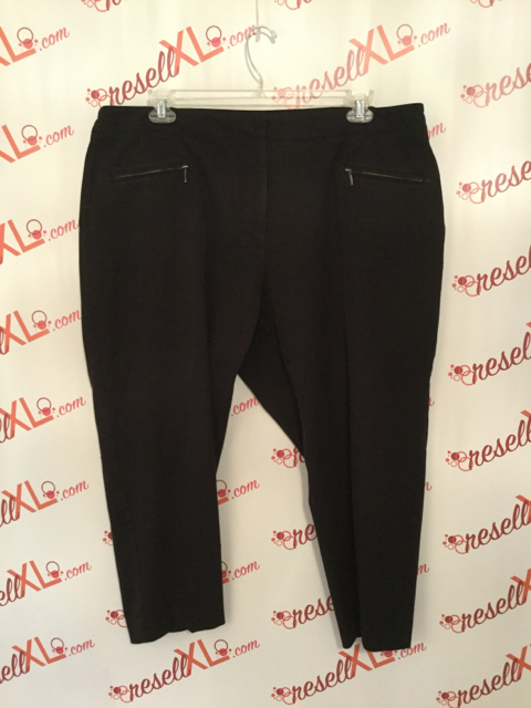 Talbots-Size-22W-Black-Short-Pants_2810A.jpg